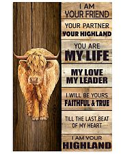 Poster I Am Your - Highland 11x17 Poster front