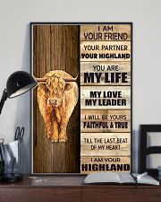 Poster I Am Your - Highland 11x17 Poster lifestyle-poster-2