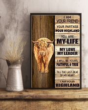 Poster I Am Your - Highland 11x17 Poster lifestyle-poster-3