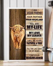 Poster I Am Your - Highland 11x17 Poster lifestyle-poster-4