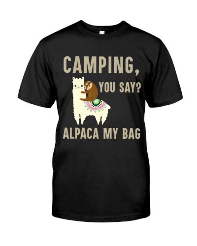 Camping You Say