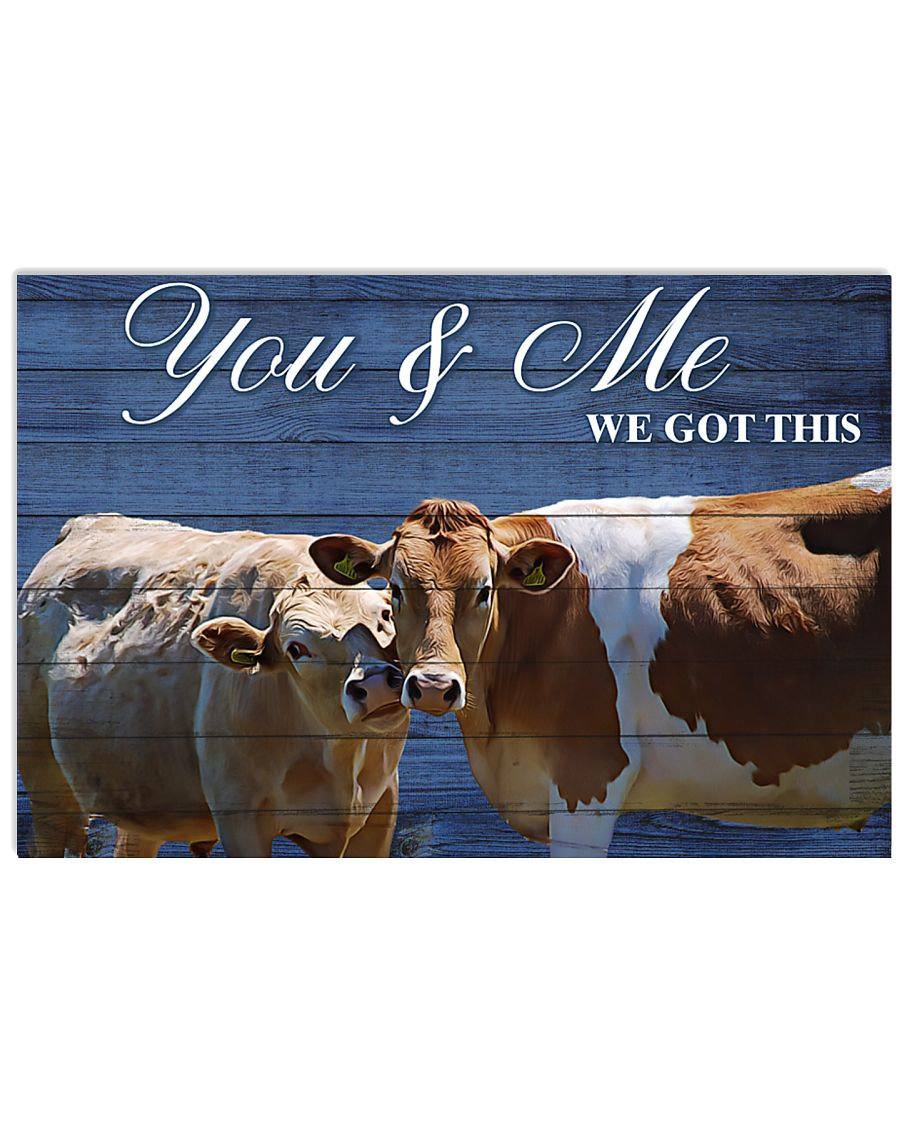 Poster You and Me - Guernsey 17x11 Poster