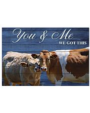 Poster You and Me - Guernsey 17x11 Poster front