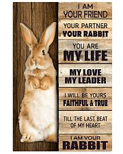 Poster I Am Your - Rabbit 11x17 Poster front