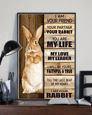 Poster I Am Your - Rabbit 11x17 Poster lifestyle-poster-2