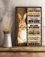Poster I Am Your - Rabbit 11x17 Poster lifestyle-poster-3