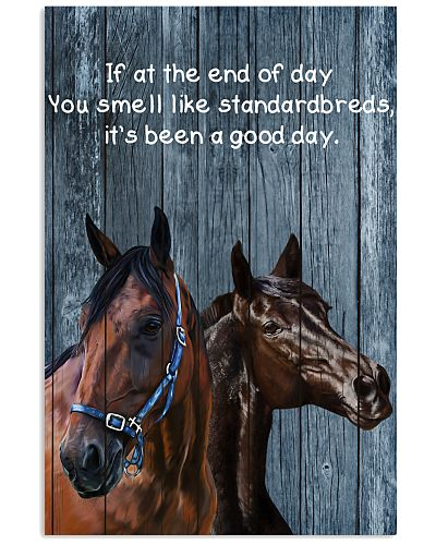 Poster You Smell Like - Standardbred