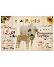 Poster To My Daughter - Brahman 17x11 Poster front