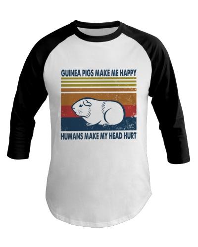 Vintage Make Me Happy - Guinea Pig