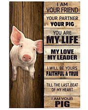 Poster I Am Your - Pig 11x17 Poster front