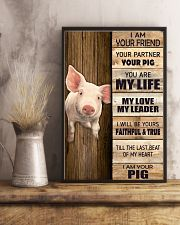 Poster I Am Your - Pig 11x17 Poster lifestyle-poster-3