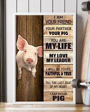 Poster I Am Your - Pig 11x17 Poster lifestyle-poster-4