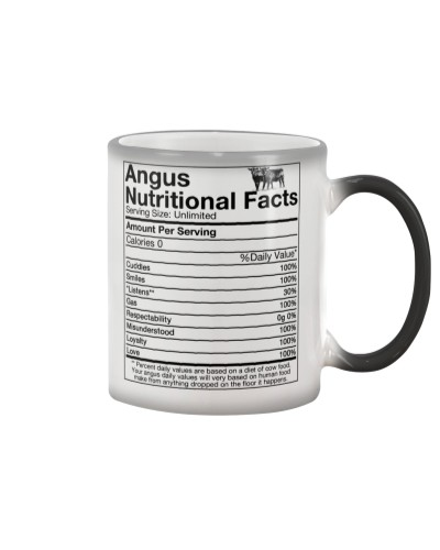 Angus Nutritional Facts
