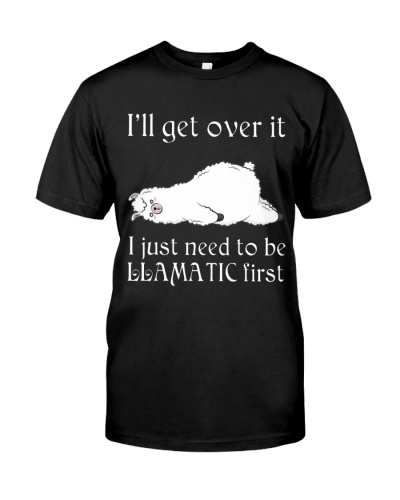 I Just Need To Be Llamatic