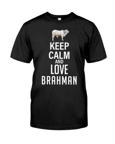 KEEP CALM AND LOVE BRAHMAN