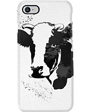 BEAUTIFUL DAIRY COW PAINTING Phone Case i-phone-7-case
