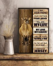 Poster I Am Your - Jersey 11x17 Poster lifestyle-poster-3
