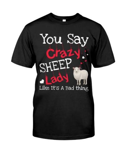 You Say Crazy Sheep