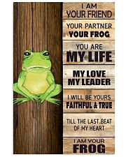 Poster I Am Your - Frog 11x17 Poster front