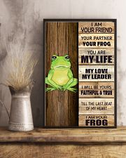 Poster I Am Your - Frog 11x17 Poster lifestyle-poster-3