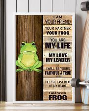 Poster I Am Your - Frog 11x17 Poster lifestyle-poster-4