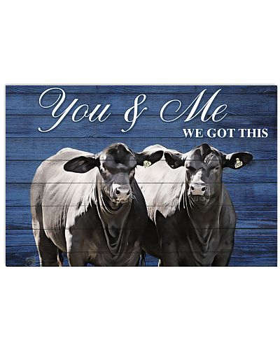 Poster You and Me - Brangus