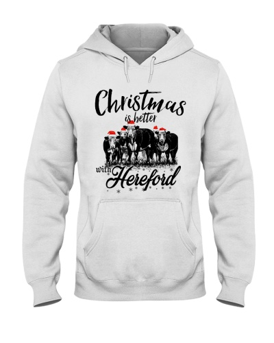 CHRISTMAS IS BETTER WITH HEREFORD