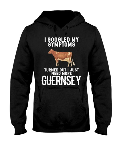 I GG MY SYMTOMS JUST NEED MORE - GUERNSEY