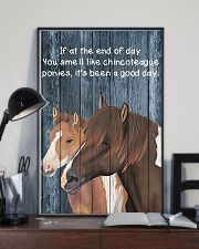 Poster You Smell Like - Chincoteague Pony 11x17 Poster lifestyle-poster-2
