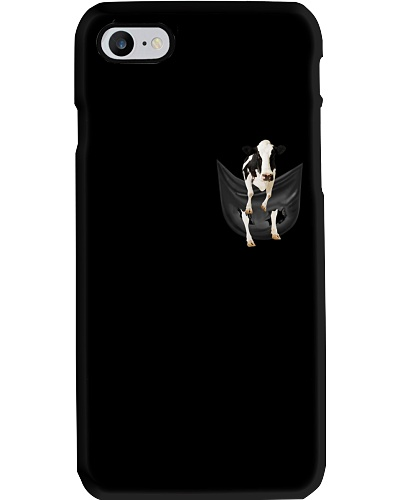 Holstein Friesian In Pocket