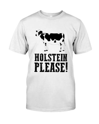 HOLSTEIN PLEASE