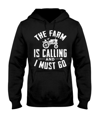 THE FARM IS CALLING