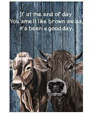 Poster You Smell Like - Brown Swiss 11x17 Poster front