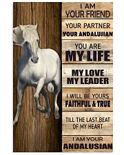 Poster I Am Your - Andalusian 11x17 Poster front