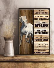 Poster I Am Your - Andalusian 11x17 Poster lifestyle-poster-3
