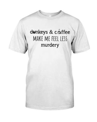Donkeys  And Cofffe