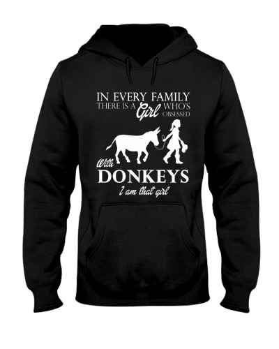 In Every Family There is a Girl - Donkey