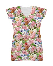 Pig Lovers All-over Dress thumbnail