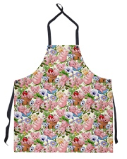 Pig Lovers Apron front