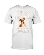 Boxer Lovers Classic T-Shirt thumbnail