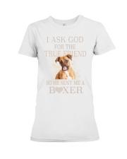 Boxer Lovers Premium Fit Ladies Tee thumbnail