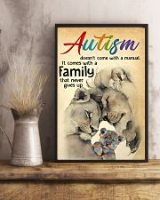 Autism doesn't come with a manual it comes with a  24x36 Poster lifestyle-poster-3