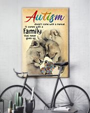 Autism doesn't come with a manual it comes with a  24x36 Poster lifestyle-poster-7