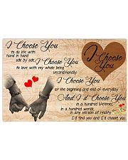 I choose You 17x11 Poster thumbnail