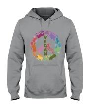 vegan Hooded Sweatshirt thumbnail