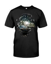 Light Geometry Classic T-Shirt front