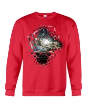 Light Geometry Crewneck Sweatshirt thumbnail