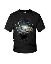 Light Geometry Youth T-Shirt thumbnail