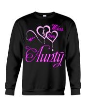 I Miss You Aunty Forever Love Tshirt Funny Tee shi Crewneck Sweatshirt thumbnail