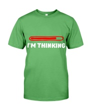 IM THINKING Premium Fit Mens Tee thumbnail